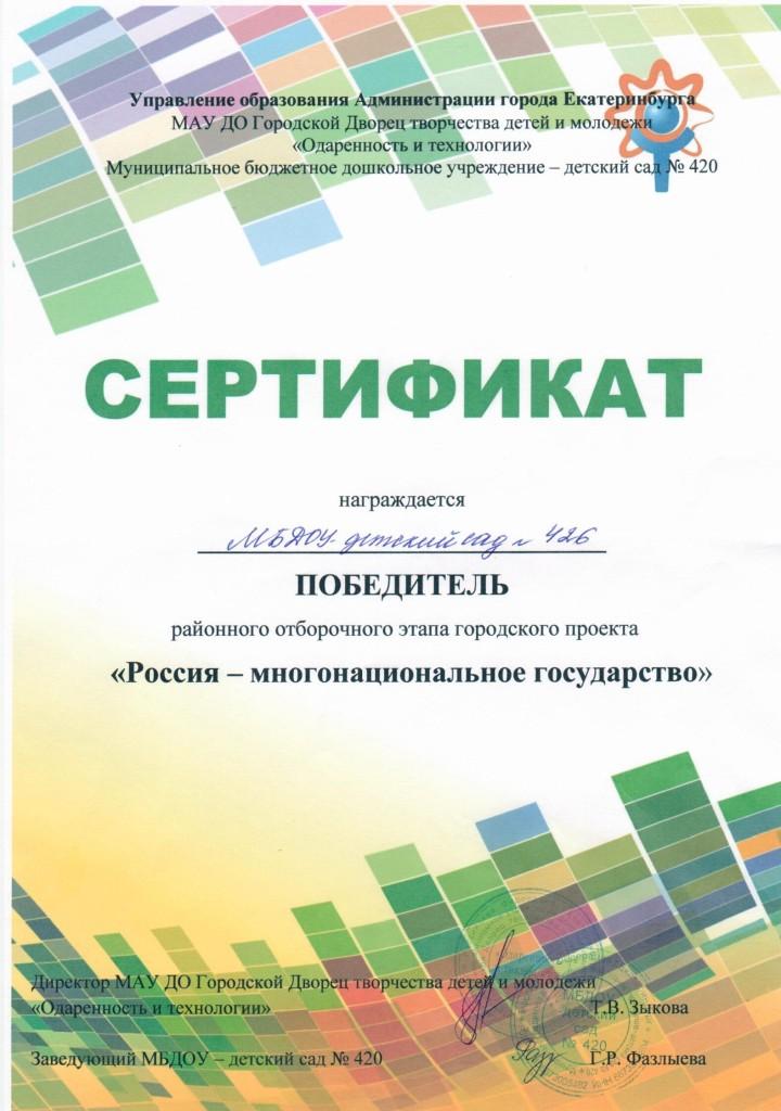сертификат победителей 001