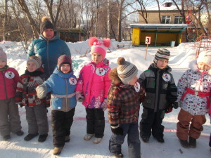 детский сад № 426 старшая группа воспитатель Лбова Инна Витальевна
